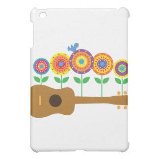 ウクレレの花 iPad MINIカバー