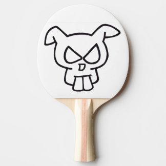 ウサギのスカル 卓球ラケット