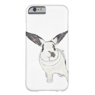 ウサギのバニーの電話箱、ウサギの絵 BARELY THERE iPhone 6 ケース