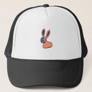 ウサギのロボット キャップ