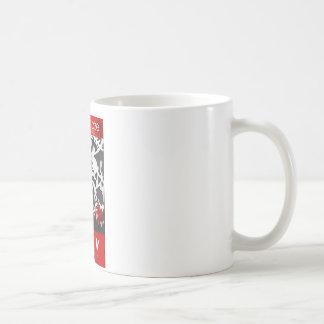 ウサギの遺産の吸血鬼小説 コーヒーマグカップ