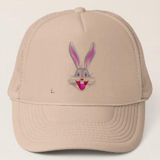 ウサギの顔の帽子 キャップ