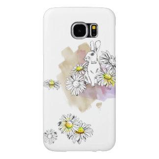 ウサギのSamsungの銀河系S6 Samsung Galaxy S6 ケース