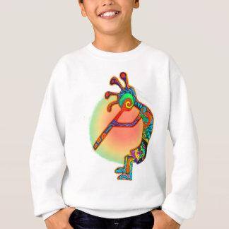 ウサギココペリ スウェットシャツ