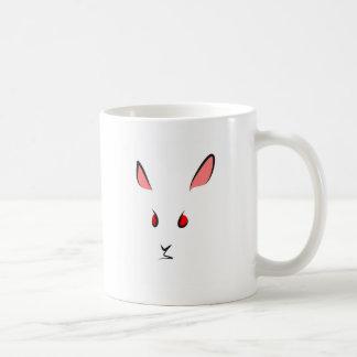 """""""ウサギ"""" コーヒーマグカップ"""