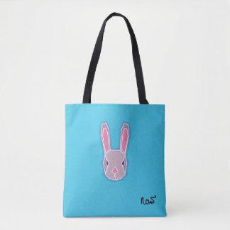 ウサギ トートバッグ