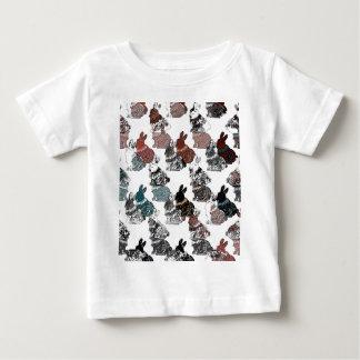 ウサギ ベビーTシャツ
