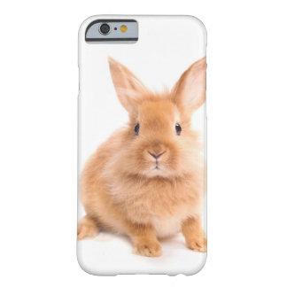 ウサギ BARELY THERE iPhone 6 ケース