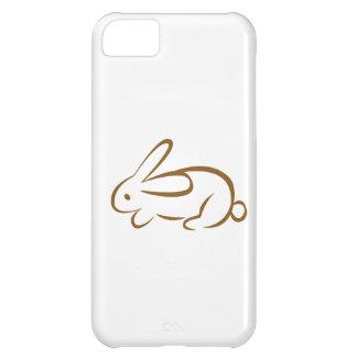 ウサギ iPhone5Cケース