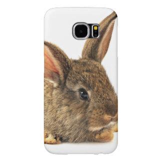ウサギ SAMSUNG GALAXY S6 ケース