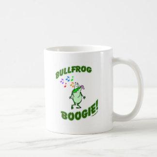 ウシガエルのブギウギ コーヒーマグカップ