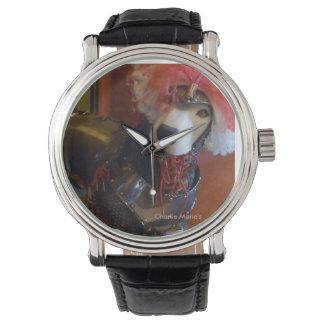 ウスターの騎士子犬の腕時計 腕時計