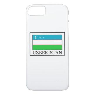 ウズベキスタンの電話箱 iPhone 8/7ケース
