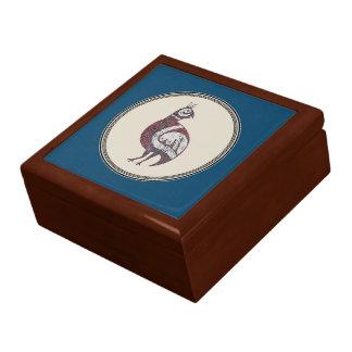 ウズラのイメージ9のギフト用の箱 ギフトボックス