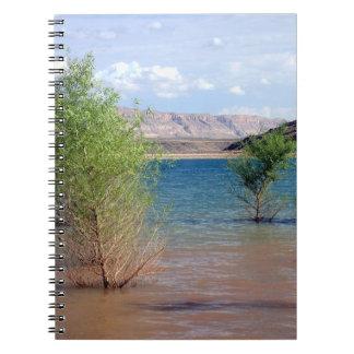 ウズラの入り江のノート ノートブック