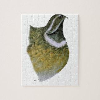 ウズラの鳥、贅沢なfernandes ジグソーパズル