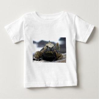 ウミイグアナ ベビーTシャツ