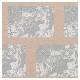 ウミガメの旅行 ファブリック