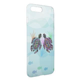 ウミガメの白熱 iPhone 8 PLUS/7 PLUS ケース