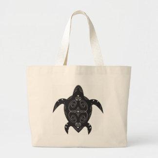 ウミガメの腹 ラージトートバッグ