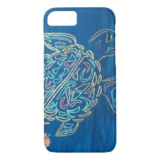 ウミガメの電話箱 iPhone 7ケース