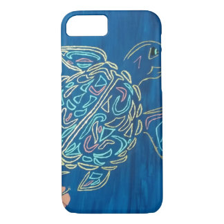 ウミガメの電話箱 iPhone 8/7ケース