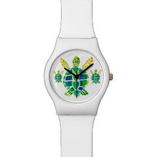 ウミガメ愛 腕時計