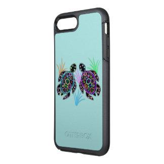 ウミガメ オッターボックスシンメトリーiPhone 8 PLUS/7 PLUSケース
