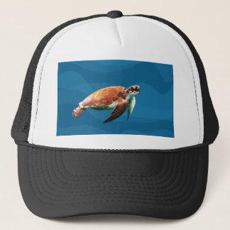 ウミガメ キャップ