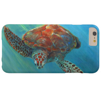 ウミガメ BARELY THERE iPhone 6 PLUS ケース