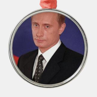 ウラジーミル・プーチンのギア メタルオーナメント
