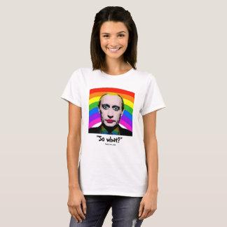ウラジーミル・プーチン2018年 Tシャツ
