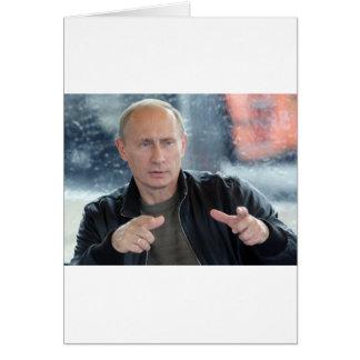 ウラジーミル・プーチン カード