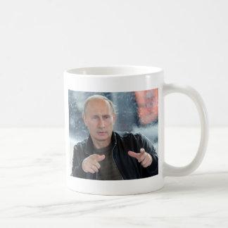 ウラジーミル・プーチン コーヒーマグカップ