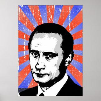 ウラジーミル・プーチン ポスター