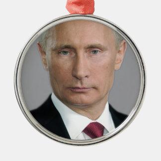 ウラジーミル・プーチン メタルオーナメント