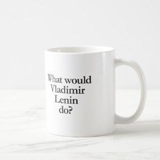 ウラジーミル・レーニンする何が コーヒーマグカップ