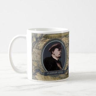 ウラジーミル・レーニンの歴史的マグ コーヒーマグカップ