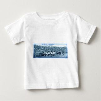 ウルグアイのウイニングラン1924年のParis.jpg ベビーTシャツ