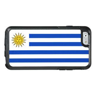 ウルグアイのオッターボックスのiPhoneの場合の旗 オッターボックスiPhone 6/6sケース