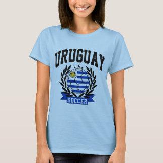 ウルグアイのサッカー Tシャツ