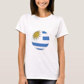 ウルグアイのサッカーball.jpg tシャツ