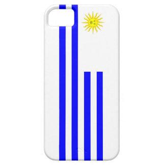ウルグアイの国旗の国家の記号 iPhone SE/5/5s ケース