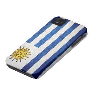 ウルグアイの旗 Case-Mate iPhone 4 ケース