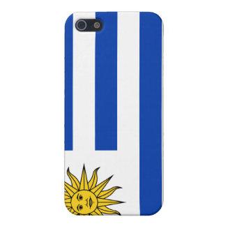 ウルグアイの旗 iPhone 5 COVER