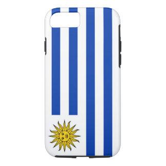 ウルグアイの旗 iPhone 8/7ケース