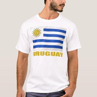 ウルグアイの旗 Tシャツ