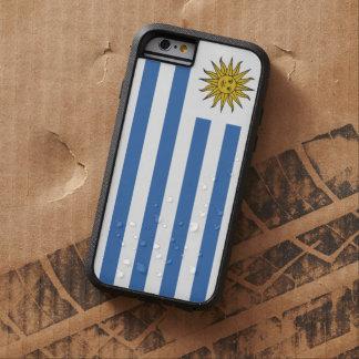 ウルグアイの旗 TOUGH XTREME iPhone 6 ケース