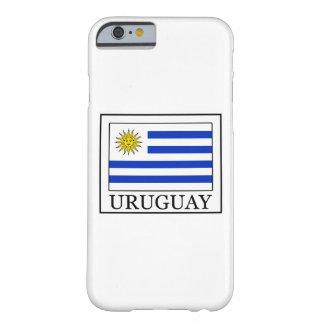 ウルグアイの電話箱 BARELY THERE iPhone 6 ケース