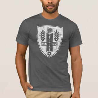 ウルグアイの頂上のティー Tシャツ